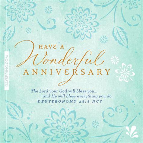 Happy Anniversary E Card