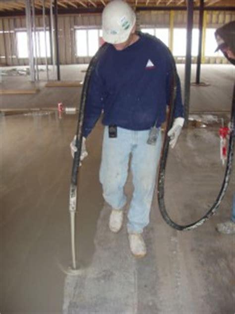 Self Leveling Cement   Polymer Underlayment   Gypcrete