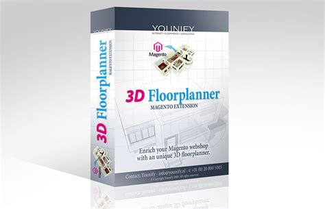 3d floorplanner younify is writing about magento conversion rates and