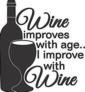 Stiker Gelas Mug Quotes Glass Sticker Office Keep Simple Stupid wine improves with age i improve with