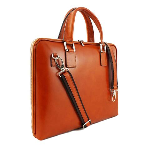 Turn Heads With The Ives Laptop Bag by Laptop Bag Cognac Professional Bags Touch Of Modern