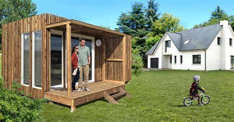 Module Bois 20m2 by Greenkub Extension De Maison Et Studio De Jardin
