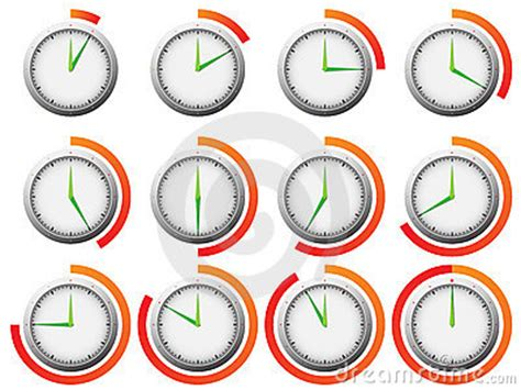 clock timer royalty  stock images image
