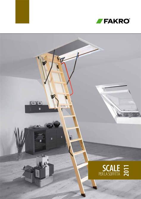 scale soffitta scale per soffitta by fakro m m legno pi 249