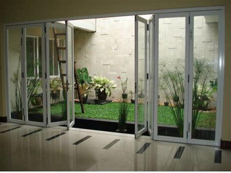 Roda Kaca Gantung Minimalis Bulat Untuk Pintu Sliding Pintu Geser harga pintu lipat kaca pintu lipat