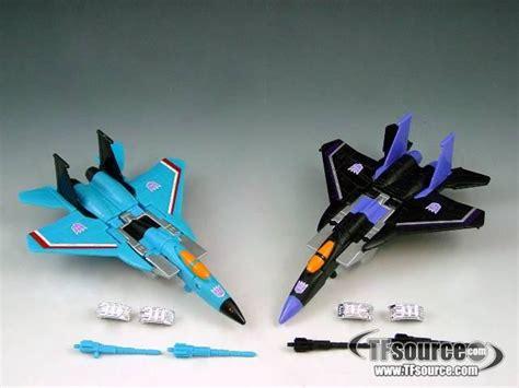 Skywarp Thundercracker Transformers Robot Masters Takara Classics robot masters skywarp thundercracker missing pin