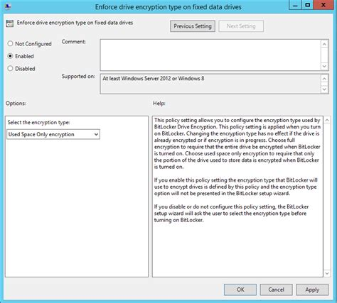 how to open administrative templates in windows 7 enabling bitlocker on exchange servers you had me at ehlo