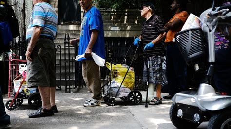 Food Pantries Nyc by Nyc Food Bank Shortages A Concern As Thanksgiving