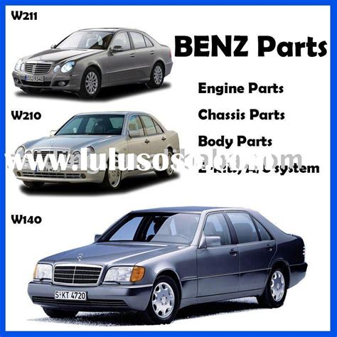 Sparepart W211 mercedes spare parts engine parts for sale price