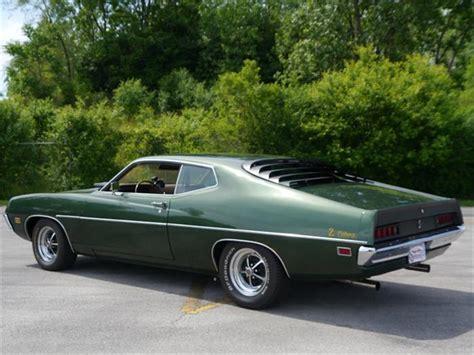 1971 ford torino cobra 1971 ford torino for sale classiccars cc 865245