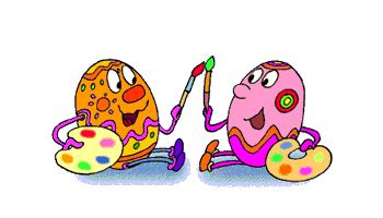 how to draw easter eggs animated gifs hellokids com