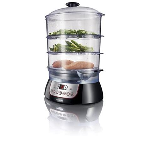 Food Steamer Panci Kukus Electric Philips Hd 9140 jual philips food steamer hd9140 yan s shop