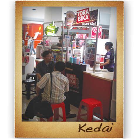 Tora Bika Tora Cafe kedai kopi torabika
