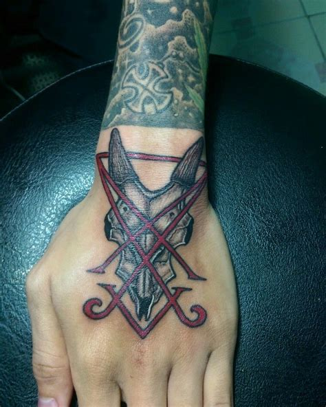 lucifer tattoo lucifer sigil k random
