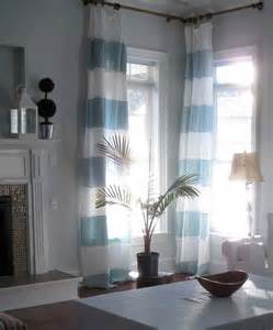 blue and white window curtains st barts blue and white curtain my house will look like