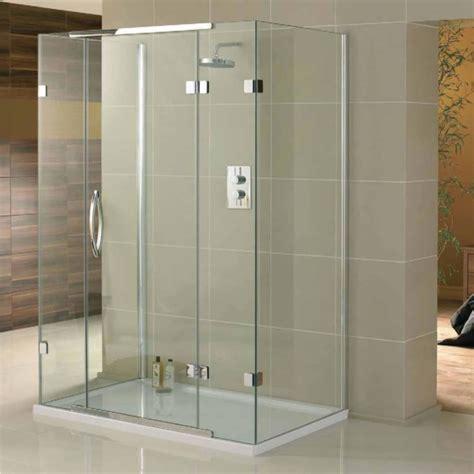 badezimmer duschwanne ideen duschkabine aus glas moderne beispiele archzine net