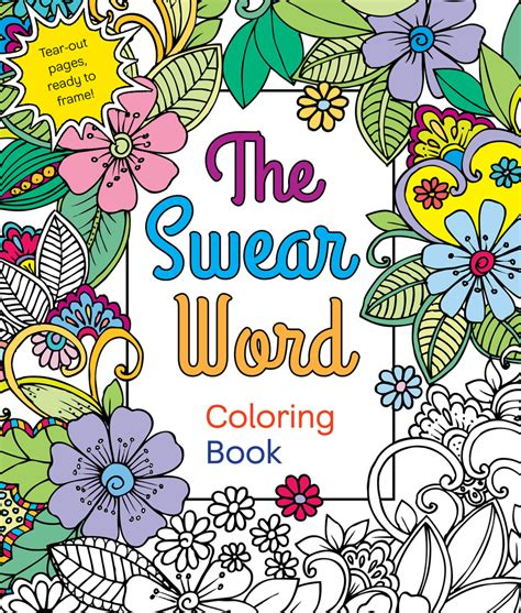 coloring books the swear word coloring book caner macmillan