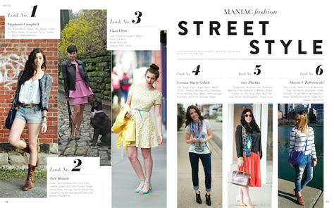 street style seventeen magazine featured in maniac magazine s may june street style wear