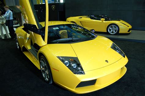 Yellow Lamborghini Pictures Yellow Lamborghini 2007 Luxury Cars Car Pictures By