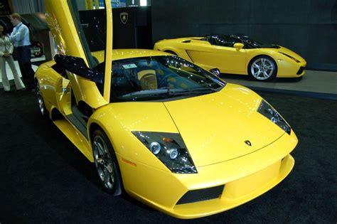 Yellow Lamborghinis Yellow Lamborghini 2007 Luxury Cars Car Pictures By