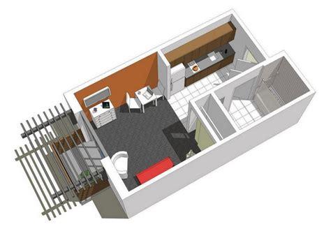 400 Sq Ft House Plans by 10 Departamentos De Dise 241 O Y Planos Peque 241 Os