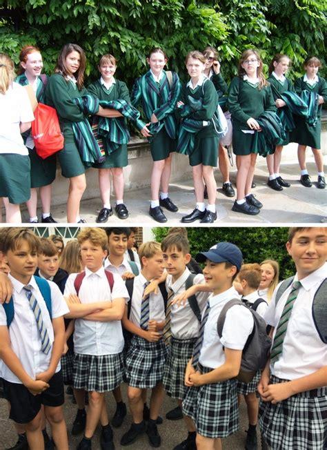 school multiethnic girls different uniform what mandatory school uniforms look like in 15 different