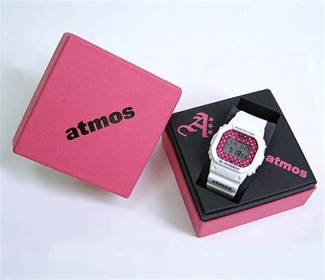 G Shock Atmos casio g shock x atmos tokyo dw 5600vt freshness mag