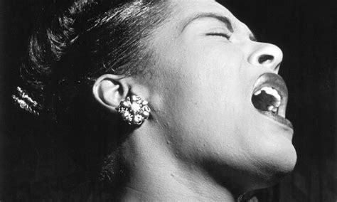 jazz singer biography billie holiday a picture from the past art and design