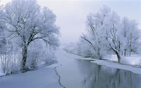 frozen winter wallpaper frozen river wallpapers and images wallpapers pictures