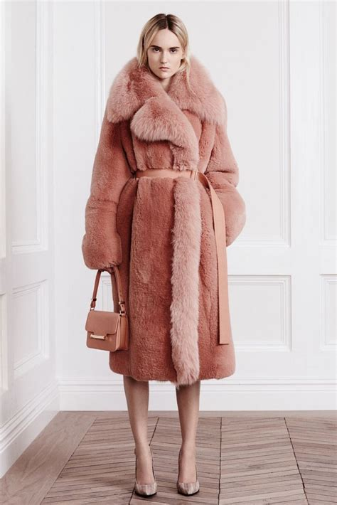 Jacket Muffler Pink best 25 pink fur coat ideas on pink faux fur