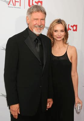 Harrison Ford And Calista Flockhart Are Engaged by Calista Flockhart And Harrison Ford Wedding
