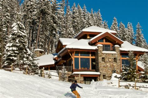 canadian vacation homes luxury vacation homes 7 canadian locales to consider