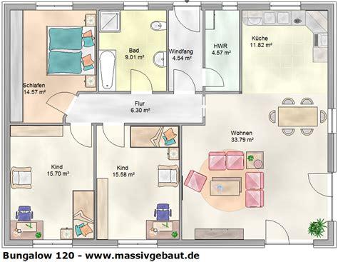 bl hton massivhaus best grundriss bungalow 140 qm ideas kosherelsalvador