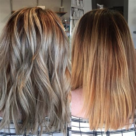 brassy hair color 25 best ideas about brassy on
