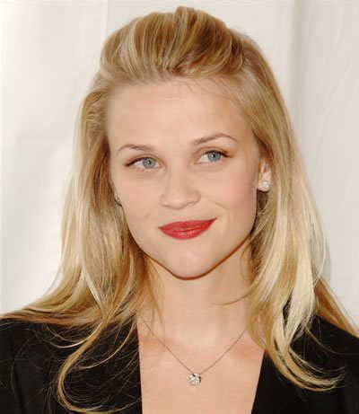 hairstyles with bangs pulled up reese witherspoon 4