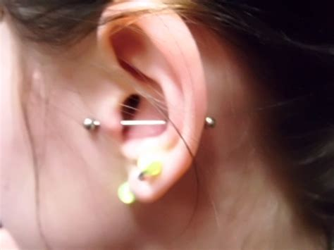 infected tragus piercing ear piercing infection