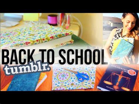 tumblr rooms diy book covers diy tumblr inspired school hacks book covers