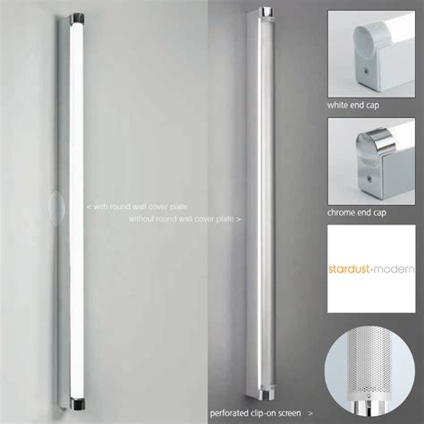 bathroom light strip basic bathroom strip wall l basic strip light mirror
