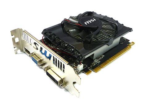 Vga Bulldozer Nvidia Geforce Gt730 4gb 128bit msi n730 4gd3v1 nvidia geforce gt730 4gb ddr3 hdmi vga dvi pcie graphics card ebay