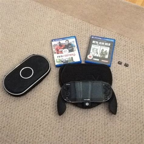 Memory Card Ps Vita 16gb 1 ps vita wifi 4gb 16gb memory card two for sale in
