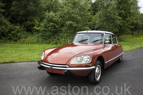 Citroen Ds For Sale by Citroen Ds 23 Pallas 1975 For Sale From The Aston Workshop