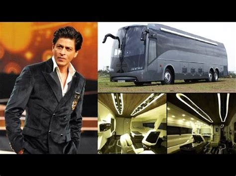 Shahrukh Khan Vanity by Inside Look Of Lavish Vanity Vans