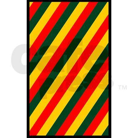 rasta rugs rasta stripes 3 x5 area rug on