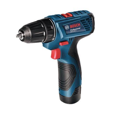 Daftar Perkakas Mesin Bor Bosch jual bosch cordless drill gsr 120 li nirkabel mesin bor