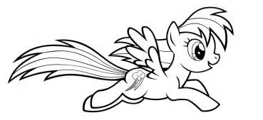rainbow dash coloring page rainbow dash coloring page az coloring pages