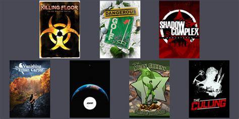 wallpaper engine humble bundle nuevo pack humble unreal engine bundle con 7 juegos por