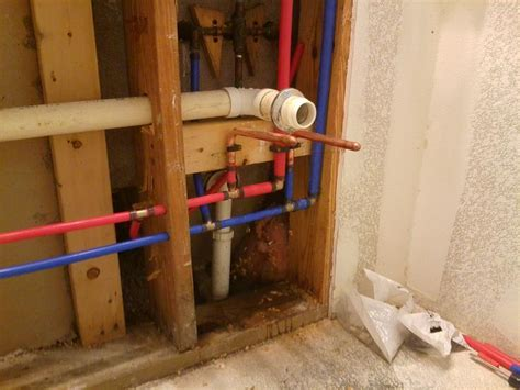 How To Install Pex Plumbing System by Nwf Plumbing Plus Llc Do You Need New Plumbing Pipes