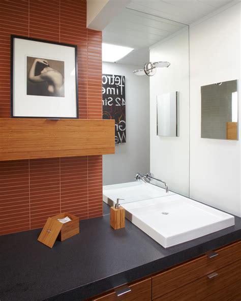 eichler bathroom remodel updated eichler bathroom modern bathroom san