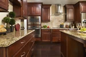 large kitchen cabinets cherry shaker cabinets kitchen remodeling photos