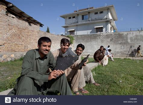 osama bin laden house house in abbottabad pakistan where bin laden was killed